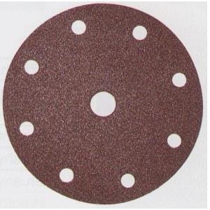 Liivapaber Velcro Backed 150 mm; P40; 10 tk