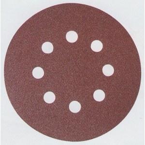 Liivapaber Velcro Backed 125 mm; K400; 10 tk