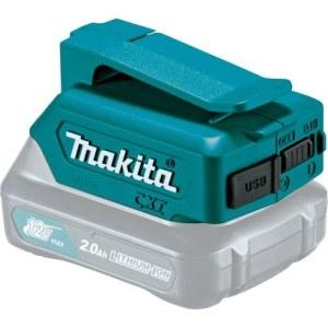 Aku adapter Makita 12V -> USB Telefoni akude laadimiseks