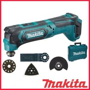 Universaalne tööriist Makita TM30DZKX1; 10,8 V (ilma aku ja laadijata) + Tarvikud