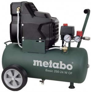 Kompressor Metabo Basic 250-24 W OF