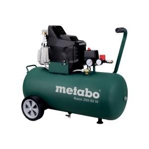 Õlimäärdega õhukompressor Metabo Basic 250-50 W