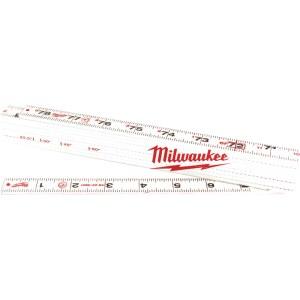 Kokkupandev plastikust tollipulk Milwaukee 4932459301; 2 m