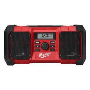 Raadio Milwaukee M18 JSR-0 (ilma aku ja laadijata)