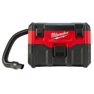 Juhtmevaba tolmuimeja Milwaukee M18 VC2-0; 18 V (ilma aku ja laadijata)