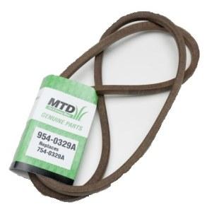 Lõikekorpuse rihm murutraktorile MTD 754-0329A