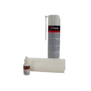 Puhastusvahend pneumaatilistele tööriistadele Paslode; 300 ml + Tarvikud