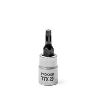 Pesaga otsik Proxxon 23758; 1/4''; TTX 20