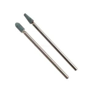 Silikoonkarbiidist lihvimiskivi Proxxon; 2-2,5 mm; 2 tk