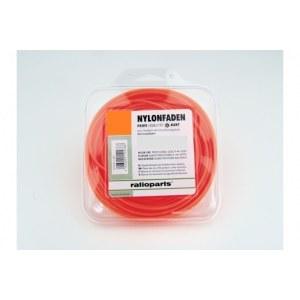 Trimmitamiil (1,6 mm/15 m) oranž, ümar