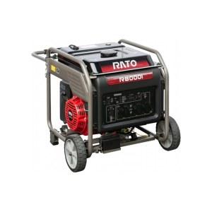 Generaator Rato R8000ID; 7,0 kW; bensiinimootoriga