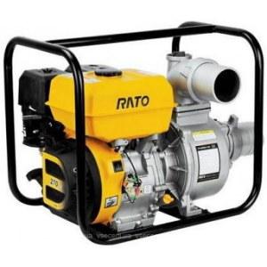 Bensiinimootoriga veepump Rato RT80ZB + õli