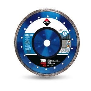 Teemantlõikeketas märglõikamiseks Rubi TVH 200 SuperPro; 200 mm
