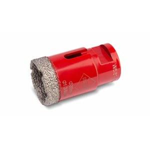 Teemantpuurimispea kuivlõikamiseks Rubi; 35 mm