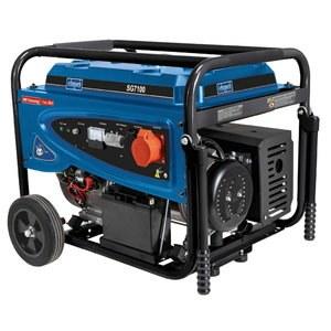 Generaator Scheppach SG7100; 5,5 kW bensiinimootoriga + Õli