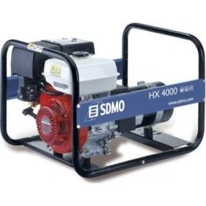 Generaator SDMO HX 4000-C + Õli