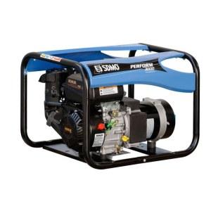 Vahelduvvoolu generaator SDMO PERFORM 3000 + Õli