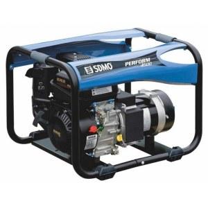 Generaator SDMO PERFORM 4500; 4,2 kW; benzininis + õli