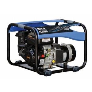 Vahelduvvoolu generaator SDMO PERFORM 6500-C; 6,3 kW; bensiinimootoriga + Õli