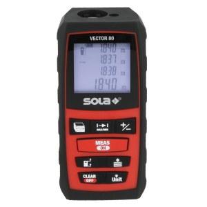 Laserkaugusmõõdik Sola Vector 80