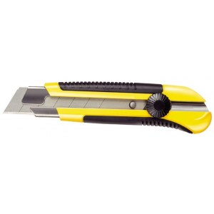 Vahetatava teraga nuga Stanley; 25 mm