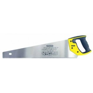 Käsisaag Stanley Dynagrip Jet-Cut SP; 380 mm puidule