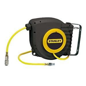 Kompressori õhuvoolik rullil Stanley 9045698STN; 9 m