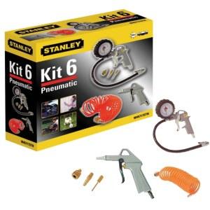 Pneumaatiliste tööriistade komplekt Stanley KIT6
