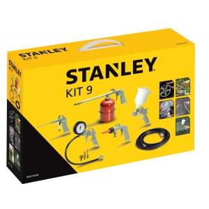 Suruõhu tööriistakomplekt värvimiseks ja puhumiseks Stanley KIT9