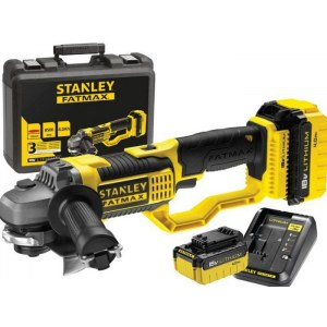 Akunurklihvija Stanley 18V; 2x4,0 Ah aku