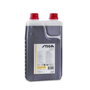 Õli kahetaktiliste mootorikütuse seguks Stiga 1111923001; 1L (dosimeetriga)