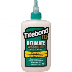Puiduliim Titebond III Ultimate; 237 ml