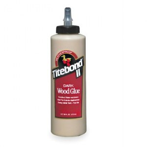 Puiduliim Titebond II Dark Wood Glue; 474 ml