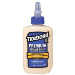 Puiduliim Titebond II Premium; 118 ml