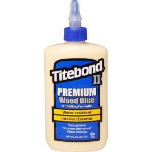 Puiduliim Titebond II Premium; 237 ml