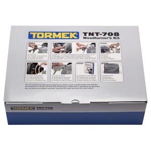 Teritusrakiste komplekt puidutreialile Tormek TNT-708 (SVS-50, SVD-186, TTS-100, SVD-110, LA-120, MH-380, TNT-300)