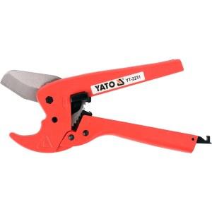 käärid PVC torudele Yato YT-2231; 42 mm