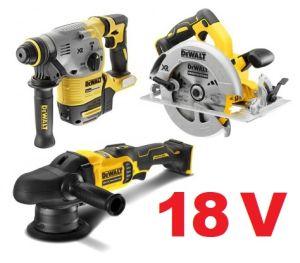 18 V įrankiai be baterijų